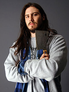Andrew WK  cuts through the crap