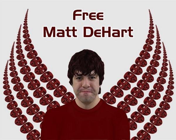 Free Matt DeHart