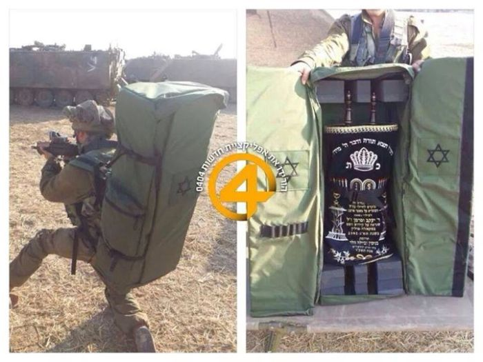 Tactical Torah