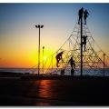 Interwebbed at Sunset