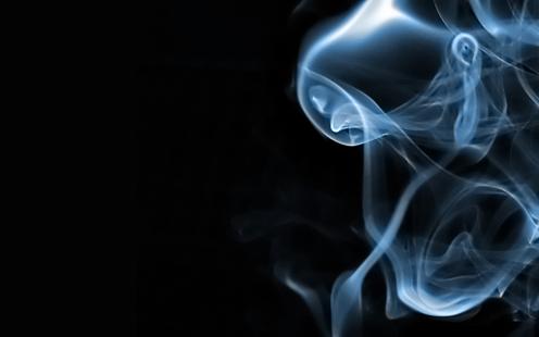 smoke clearing
