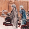 Stanley Cohen in court