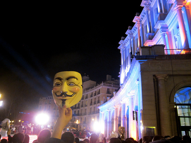Anonymous by Enrique Dans