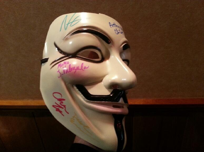 Exclusive: The Legendary #Anonymous Paypal 14 Speak Out Post-Sentencing (6/6)