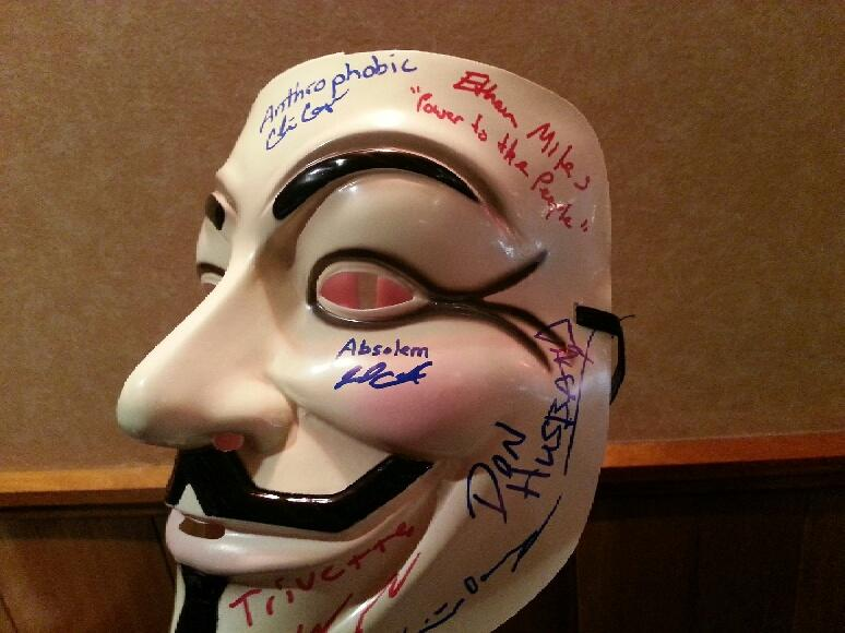 Exclusive: The Legendary #Anonymous Paypal 14 Speak Out Post-Sentencing (5/6)