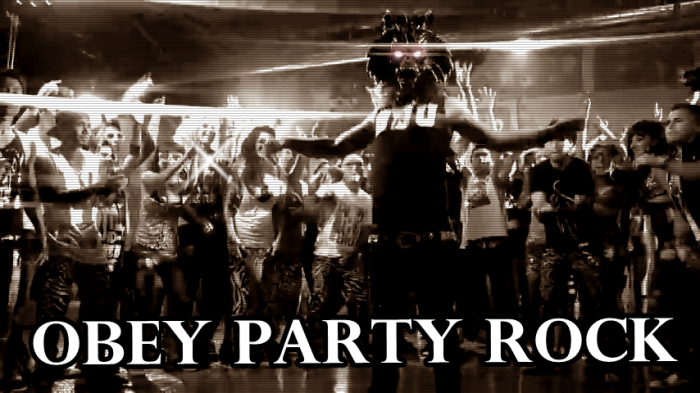 Obey Party Rock
