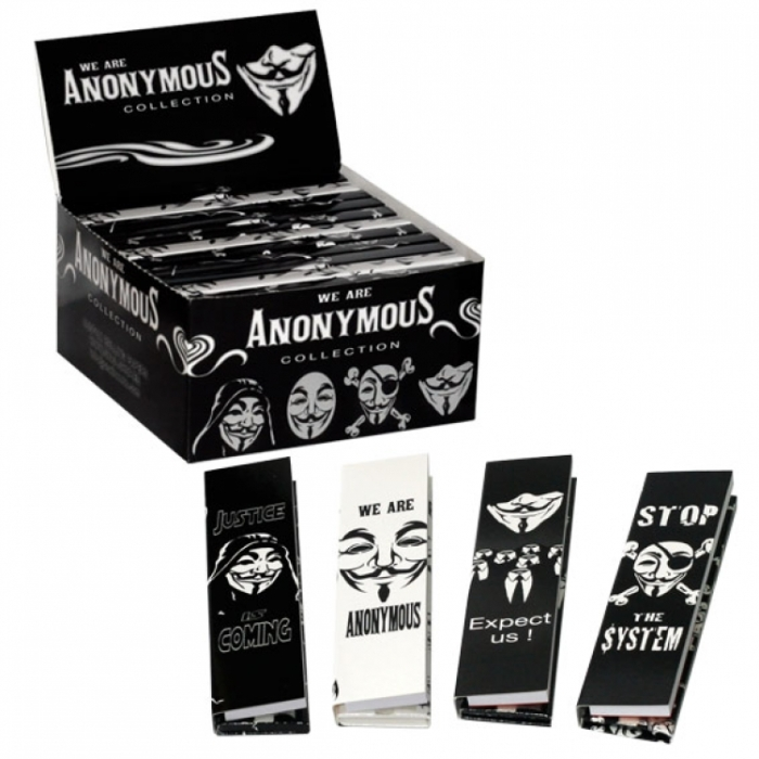 Anonymous Rolling Papers