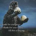 Godzilla Haiku is fleeting, like this year.