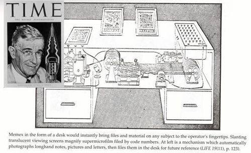 memex from DARPA