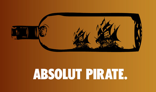 Absolut Pirate by Viktor Hertz on Flickr