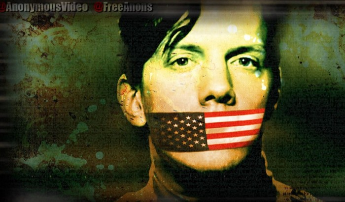 Jeremy Hammond by Anonymous Video