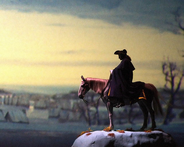 Disney - General George Washington at Valley Forge - 1777 by Joe Penniston on Flickr