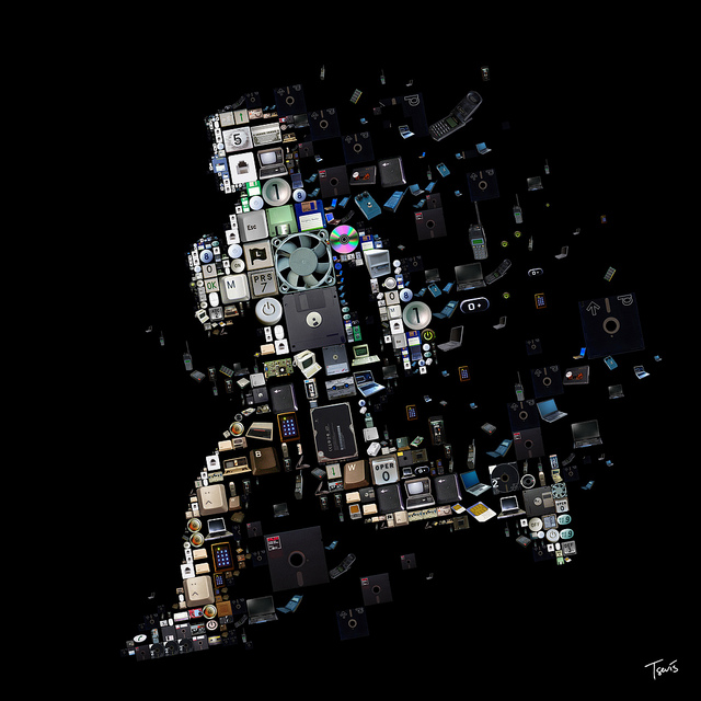 Kevin Mitnick: Ghost in the Wires by Charis Tsevis on Flickr