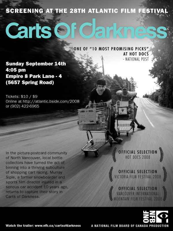 Carts of Darkness poster