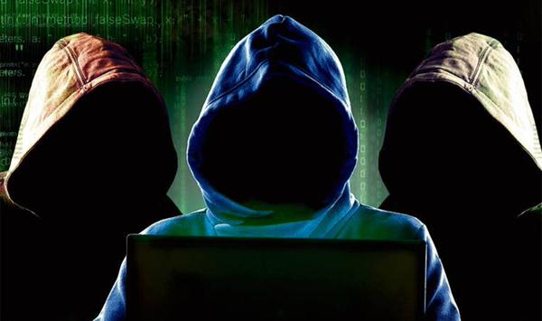 Hackers via YourAnonGlobal on Twitter
