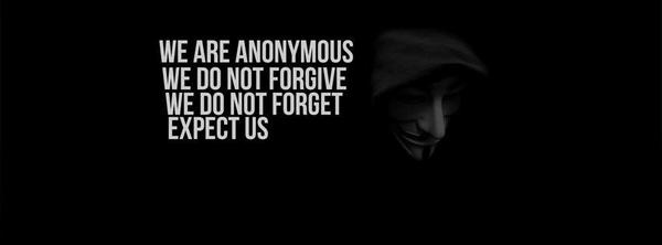 We Are Anonymous via Matteo Soriano on Twitter