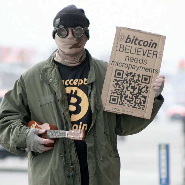 Bitcoin Believer by scottks on Flickr