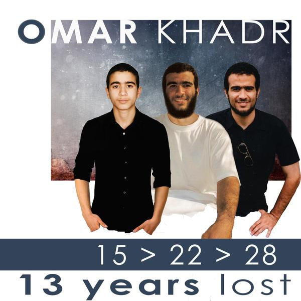 Omar Khadr via Starr on Twitter