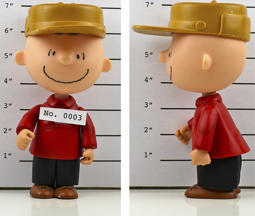 "Wanted: Charlie alias ""Chuck"" Brown by Kevin Dooley on Flickr"