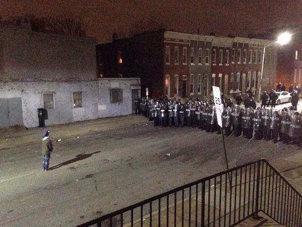 Baltimore April 26, 2015