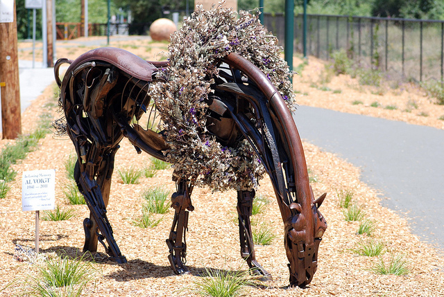 Robot Horse by John E. Robertson on Flickr