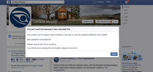 NSA and Facebook block link to Pastebin Screen Shot 2015-05-15 at 8.22.40 AM