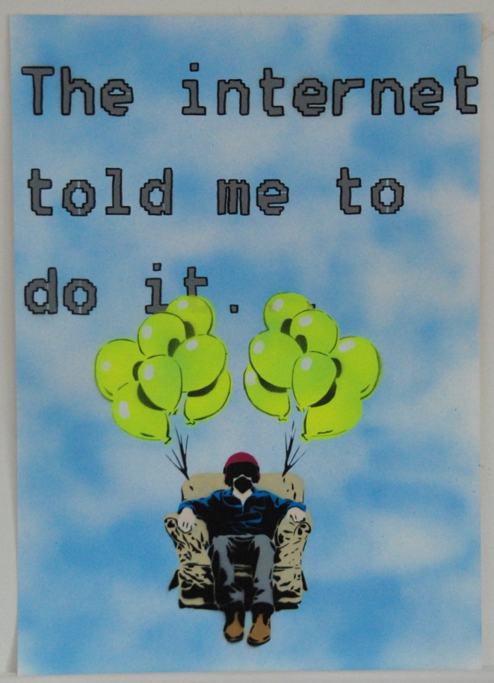 The Internet Told Me To by id-iom on Flickr