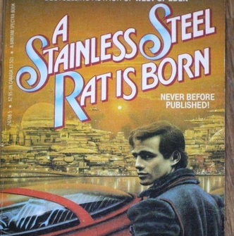 A Stainless Steel Rat is Born via Elegant Products on Twitter