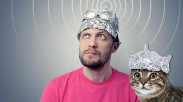 Image result for tin foil hat
