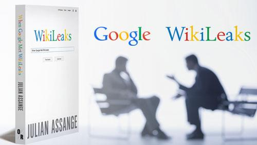 When Google Met WikiLeaks via @Anon3agl3 on Twitter