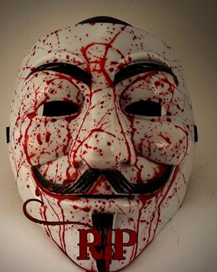 AnonDown Mask via My Truth Today on Twitter