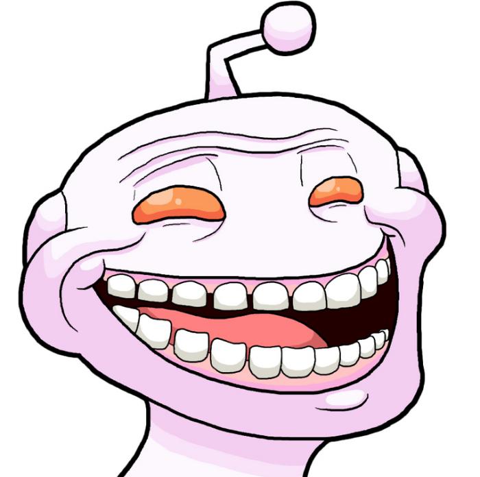 Reddit Snoo Troll via KnowYourMeme