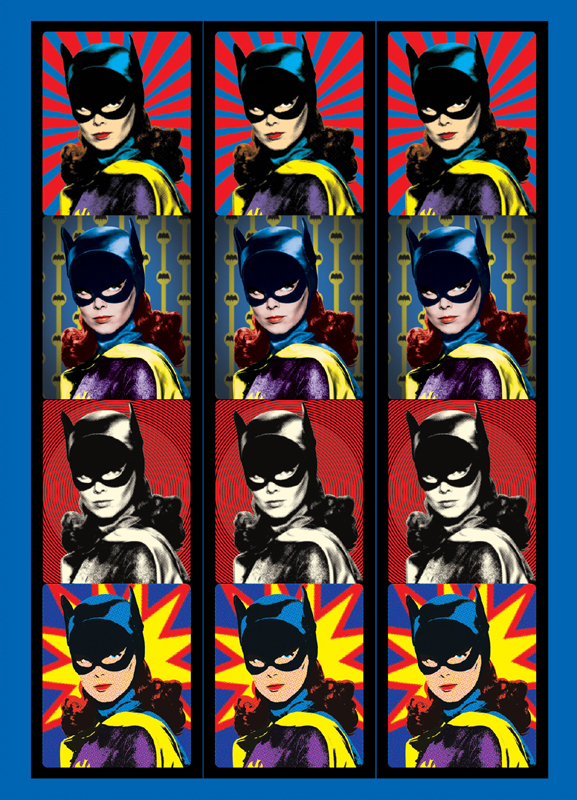Batgirl Photobooth by David Zellaby on Flickr