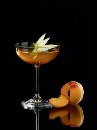 Angel Face Cocktail via Calvados-Cocktails.com