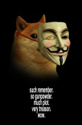 Doge Fawkes via Rebloggy