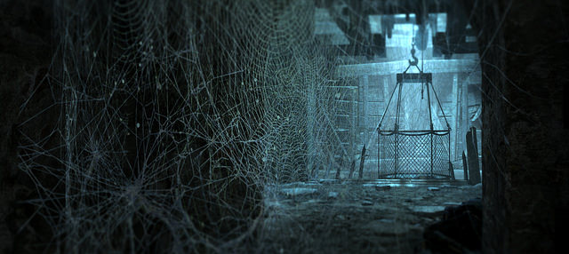 Web of Deceit by Andy Cull on Flickr