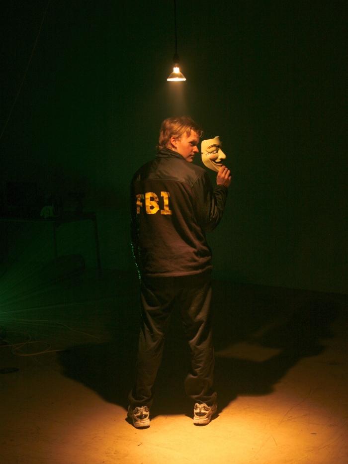 The FBI Wears Many Faces via Brian Klug on Flickr