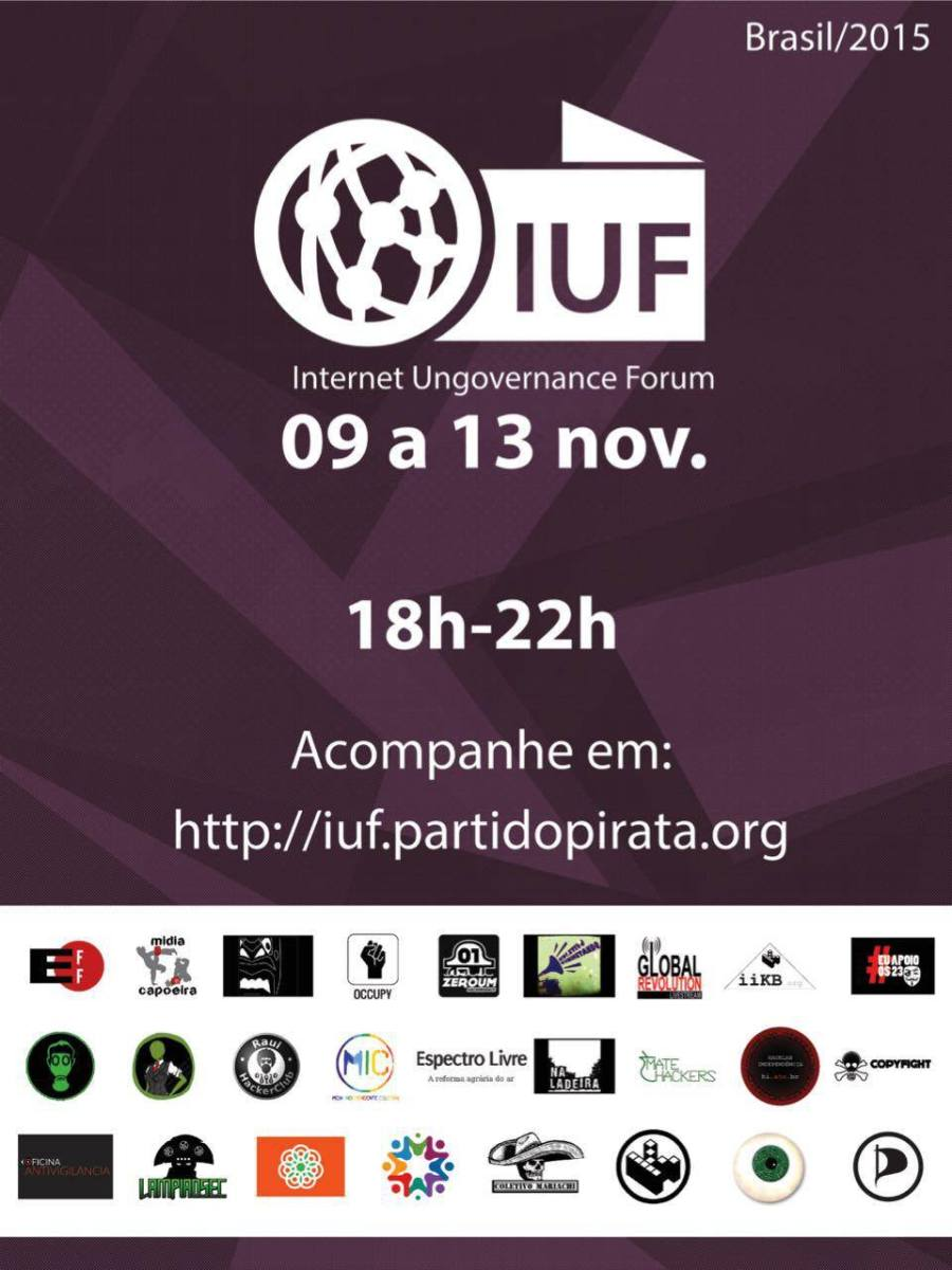 The Internet Ungovernance Forum Opens in Brazil