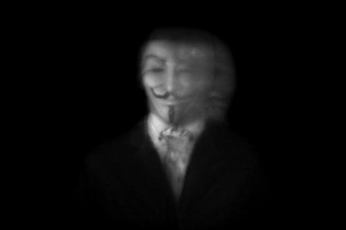 Anonymous #1 by Jacob Davis
