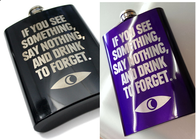Night Vale Flask