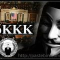 OpKKK 2015 via Anons4justice on Twitter