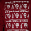 Anonymous Christmas sweatshirt