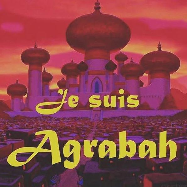 Je Suis Agrabah