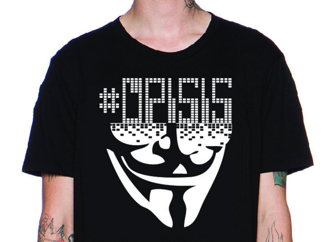 OpISIS shirt from Urban Ultra Clothing
