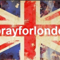 Pray for London via the Hummingbird on Twitter