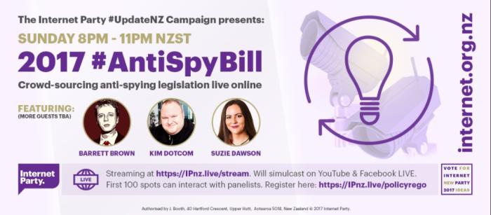 #AntiSpyBill